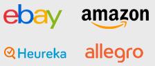 ebay, amazon, heureka, allegro
