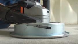 Ako brúsiť betónovú podlahu