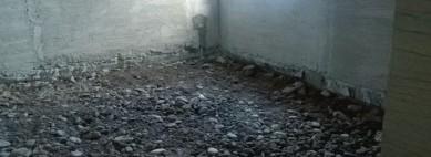 Ako spevniť podklad pod podlahou alebo stavbou